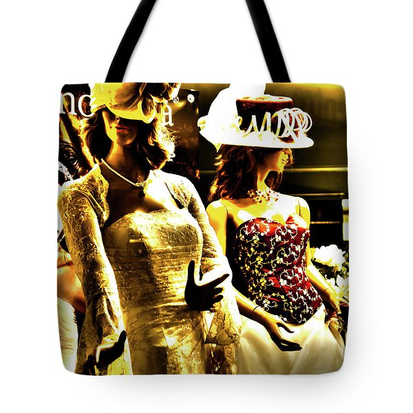 Married Girls Tote Bag