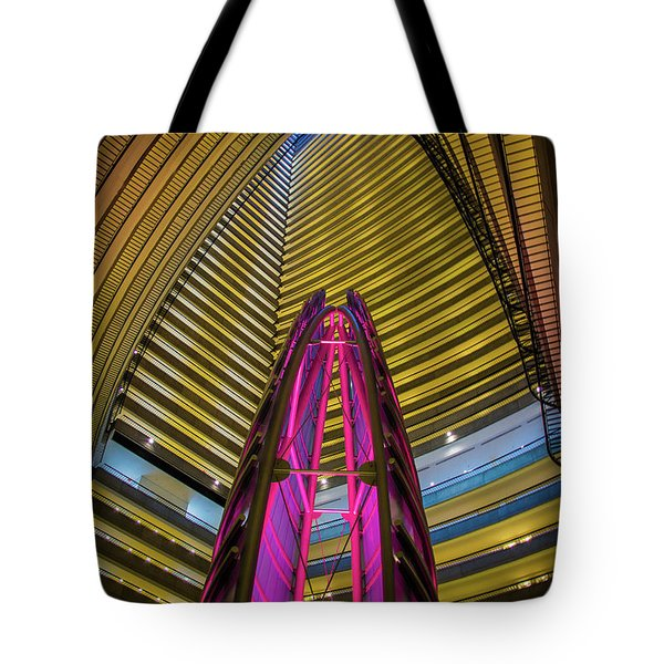 Marriott Marquise Tote Bag