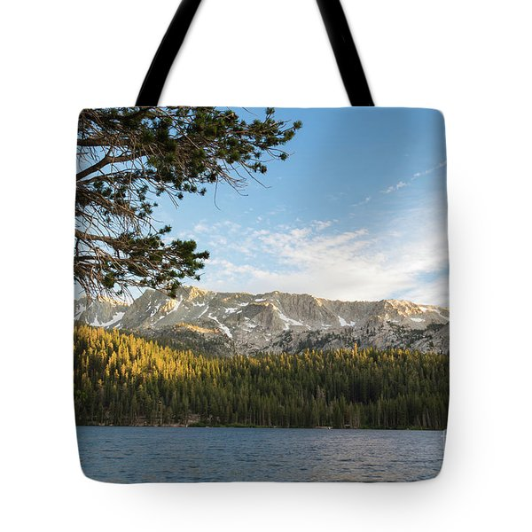 Marry Lake  Tote Bag
