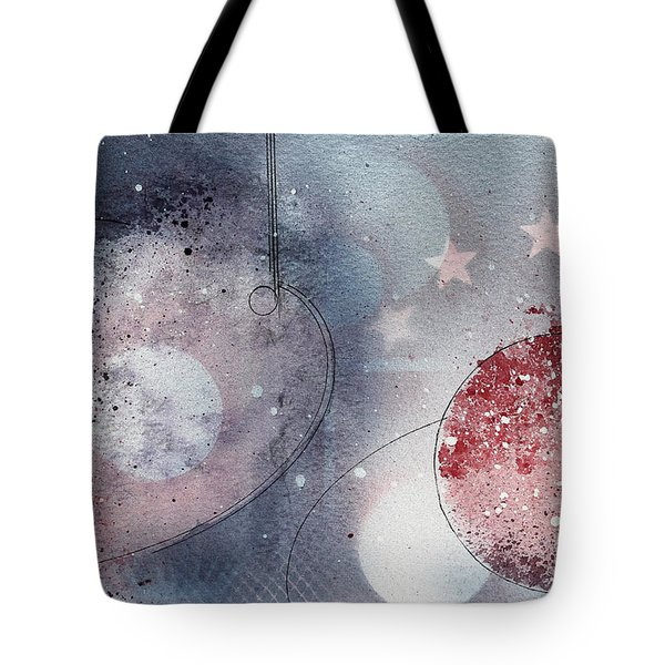 Mars Tote Bag by Monte Toon
