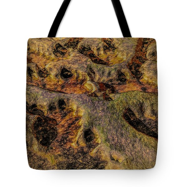 Tote Bag featuring the photograph Mars by Paul Wear