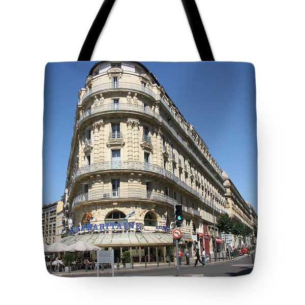Marseille, France Tote Bag