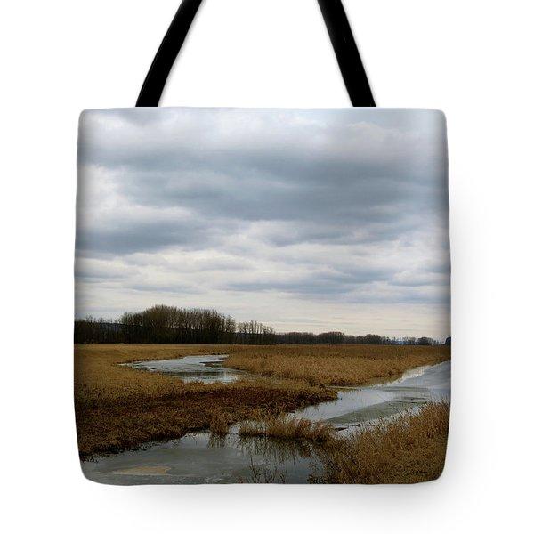 Marsh Day Tote Bag