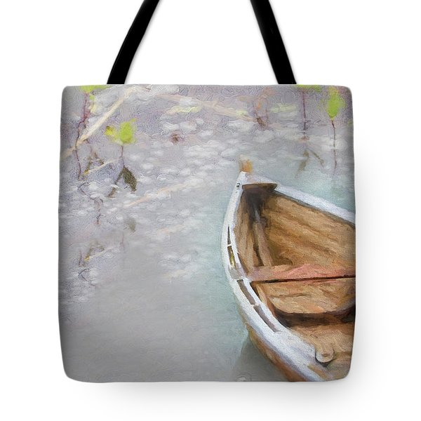 Marsh Dory Tote Bag