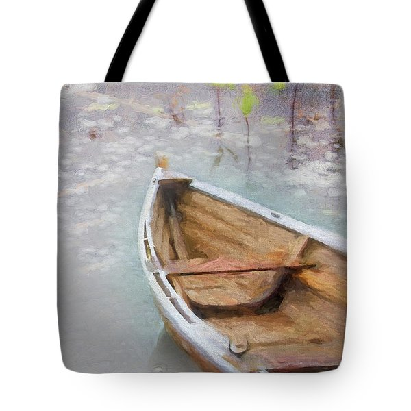 Marsh Dory Tote Bag