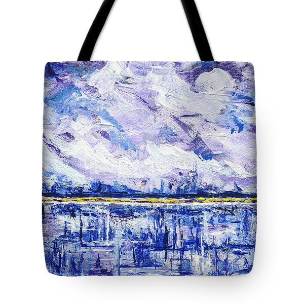Marsh Madness Tote Bag