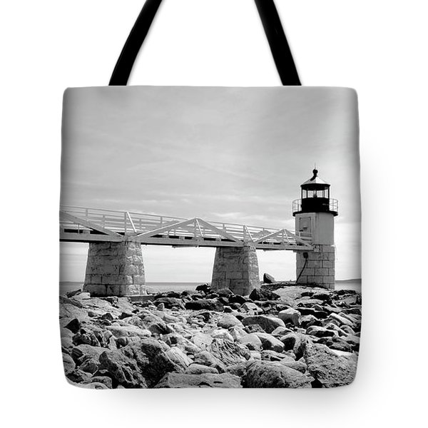 Tote Bag featuring the photograph Marshall by Corinne Rhode