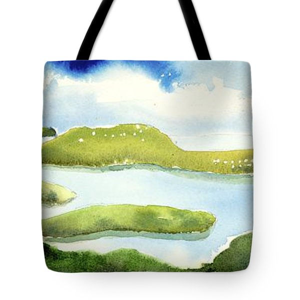 Marshes Tote Bag