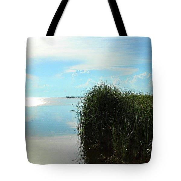 Marshland Tote Bag