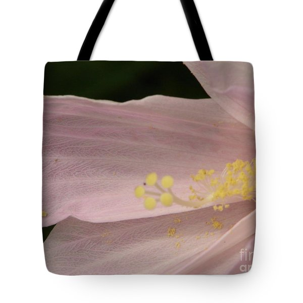 Marshmallow Tote Bag by Priscilla Richardson