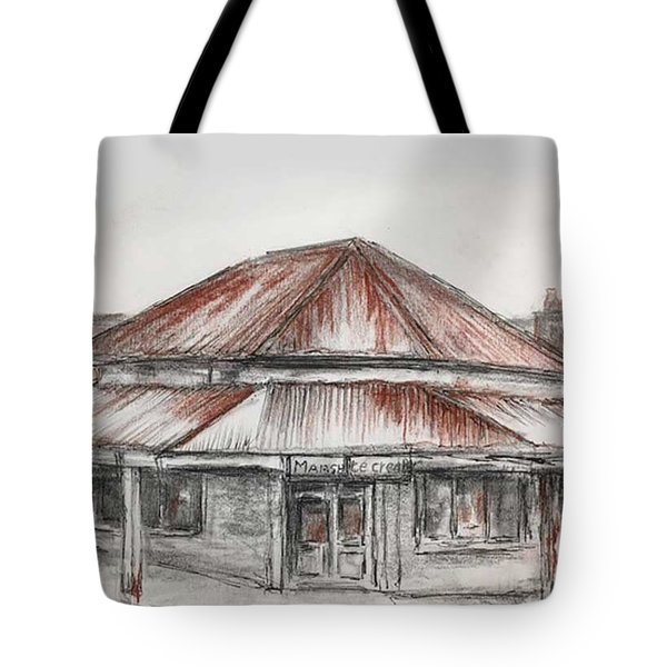Marsh's Corner Store Tote Bag