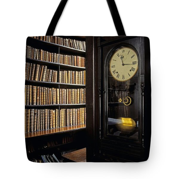 Marshs Library, Dublin City, Ireland Tote Bag by The Irish Image Collection