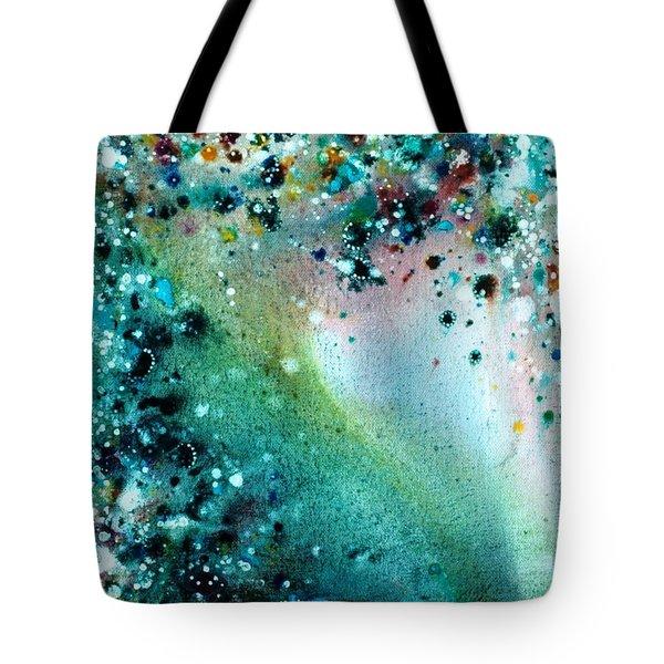 Martian Candy Tote Bag by Lee Pantas