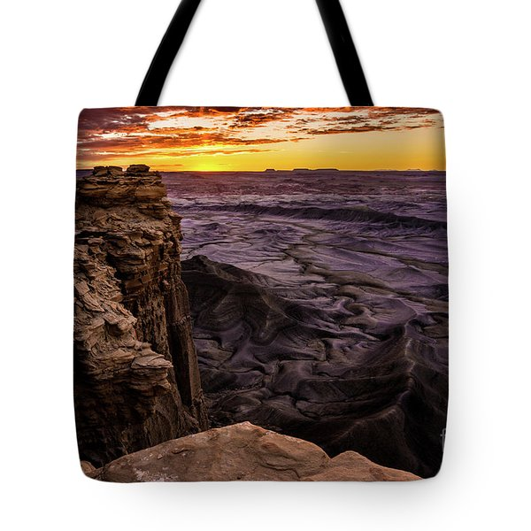Martian Landscape On Earth - Utah Tote Bag by Gary Whitton