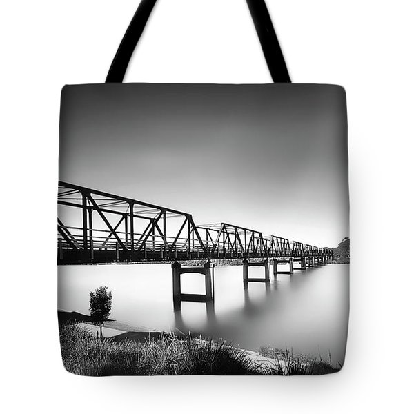 Martin Bridge 6666 Tote Bag