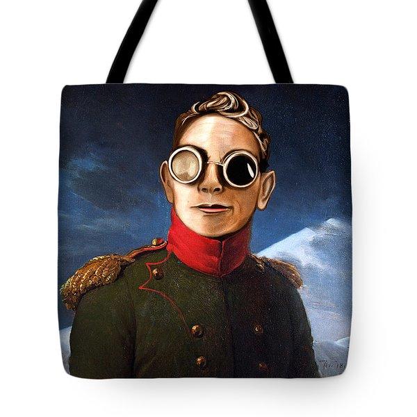 Martin Classic Paint Tote Bag
