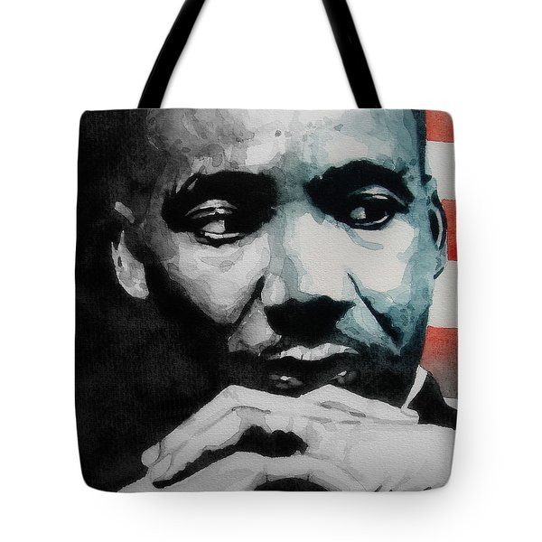 Martin Luther King Jr- I Have A Dream  Tote Bag