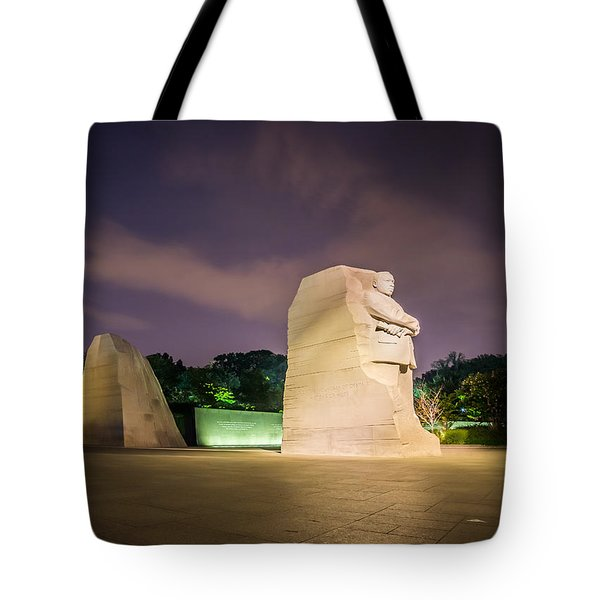 Martin Luther King Jr. Memorial Tote Bag