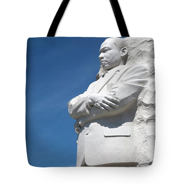 Martin Luther King Jr. Monument Tote Bag