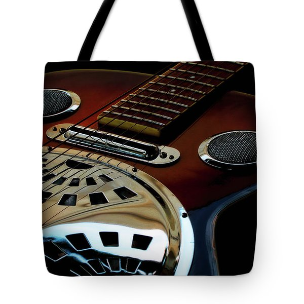 Martinez Guitar 002 Tote Bag