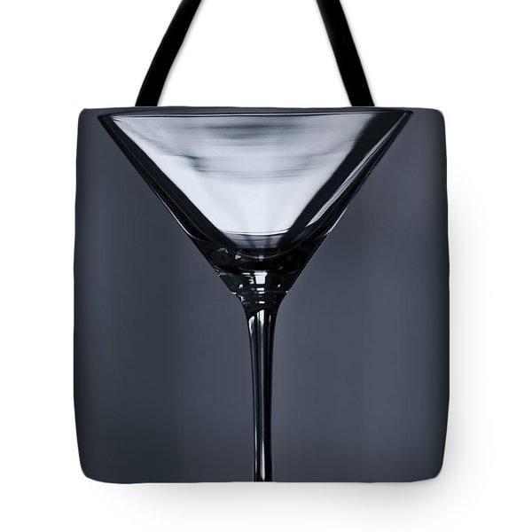 Martini Tote Bag by Margie Hurwich