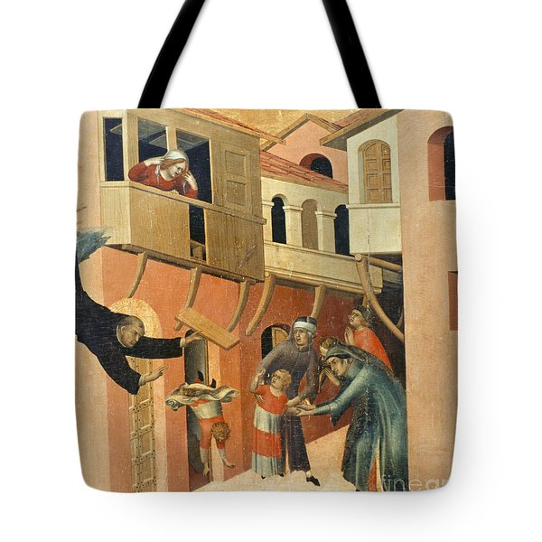 Martini: St. Augustine Tote Bag by Granger