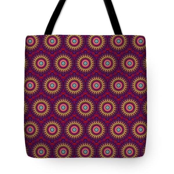 Martix Design 002 A Tote Bag