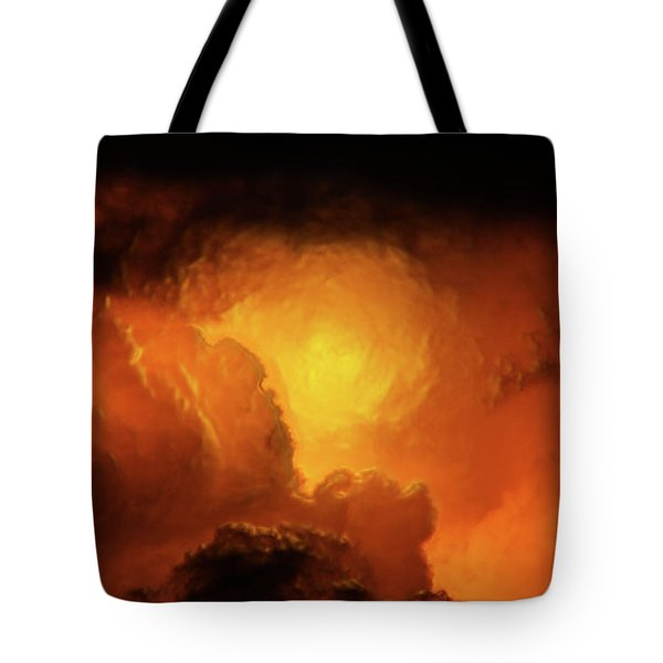 Marvelous Clouds Tote Bag