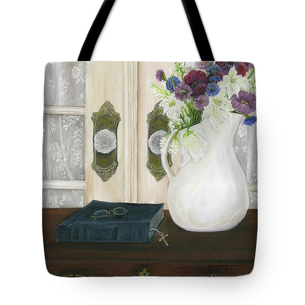 Marvelous Grace Tote Bag