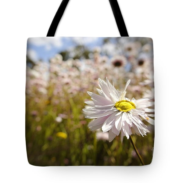 Marvelous Imperfection Tote Bag by Oscar Moreno