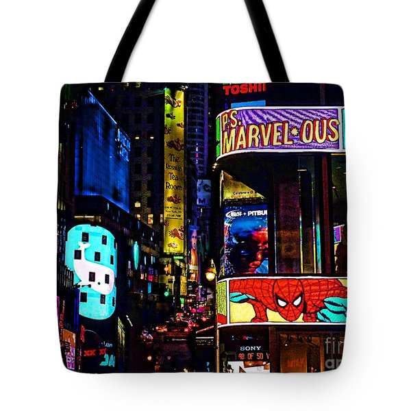 Marvelous Tote Bag