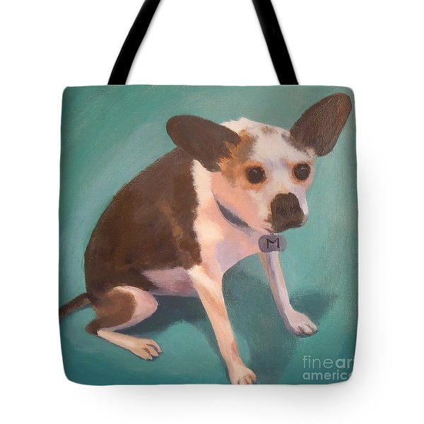 Marvin Tote Bag