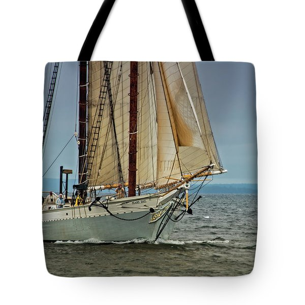 Mary Day 2 Tote Bag by Fred LeBlanc