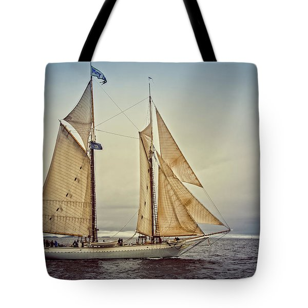 Mary Day 3 Tote Bag by Fred LeBlanc