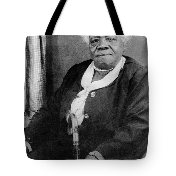 Mary Mcleod Bethune Tote Bag by Granger