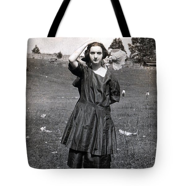 Tote Bag featuring the photograph Mary Neal 01 by Rick Baldwin