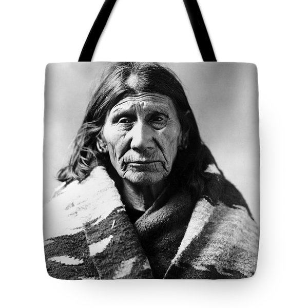 Mary Red Cloud, C1900 Tote Bag by Granger