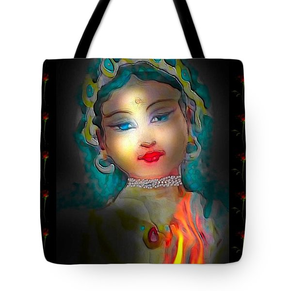 Mary, Star Of The Sea Tote Bag