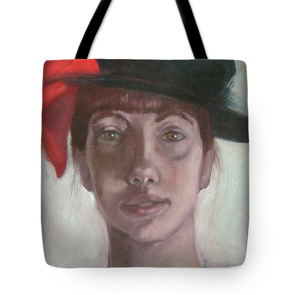Mary Virginia Tote Bag