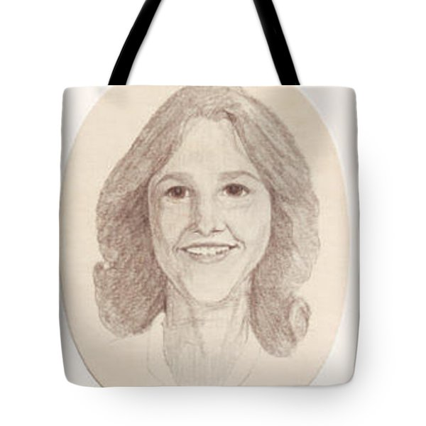 Maryann Tote Bag by Connie Morrison