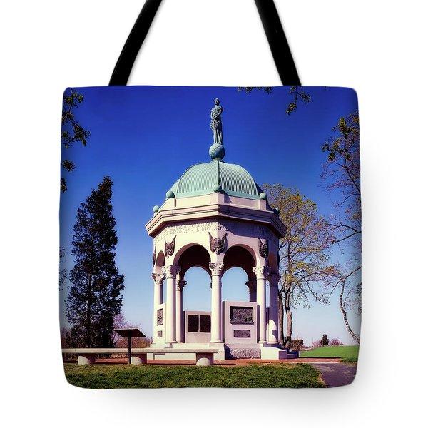 Maryland Monument - Antietam Tote Bag