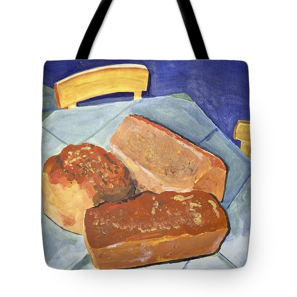Mary's Bread Tote Bag