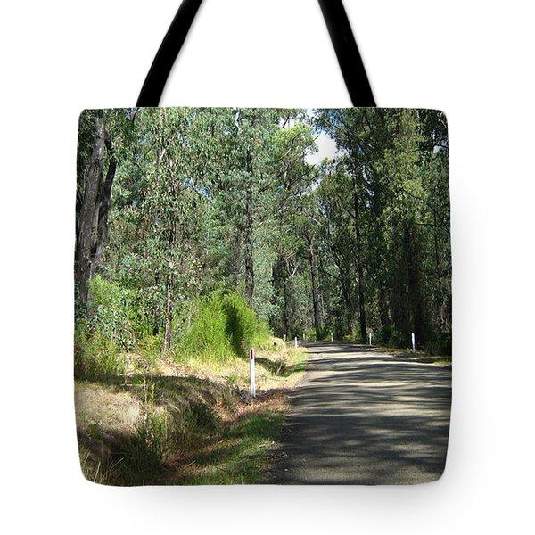 Marysville Trees Tote Bag