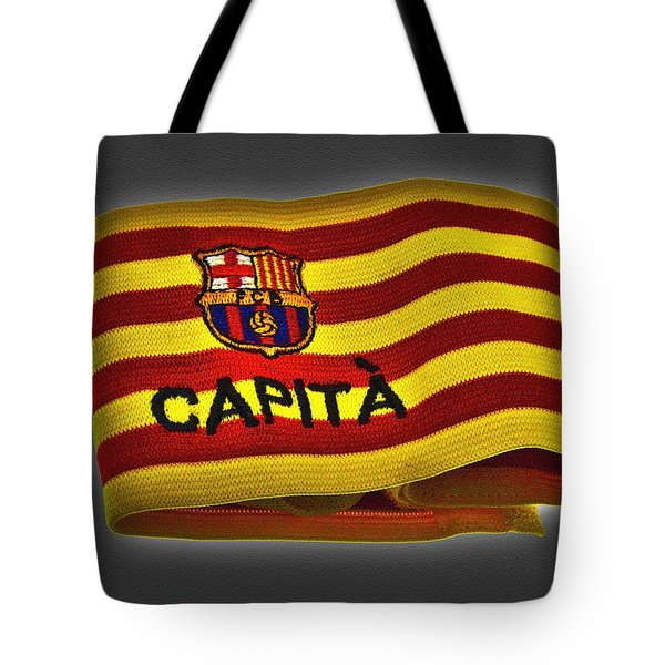 Tote Bag featuring the photograph Mas Que Un Capitan ... by Juergen Weiss