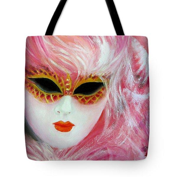 Maschera Tote Bag