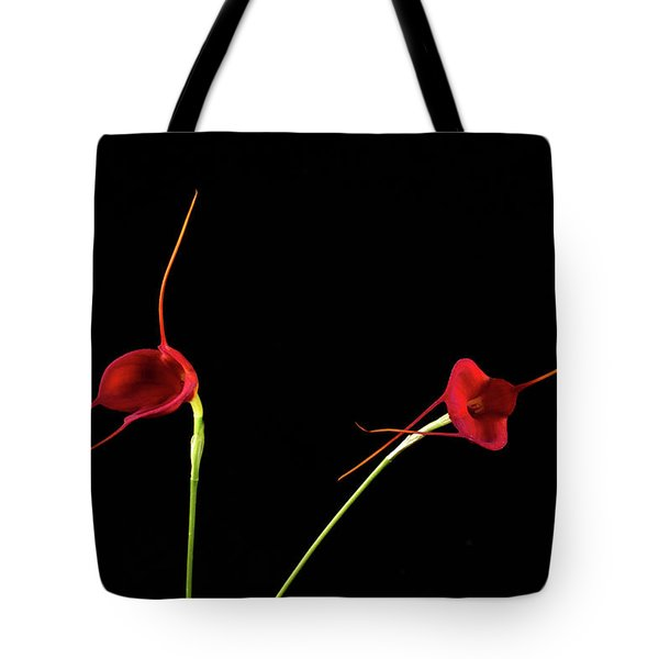 Tote Bag featuring the photograph Masd Cheryl Shohan by Catherine Lau