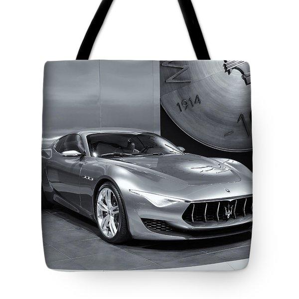 Maserati Alfieri Reflections Mono Tote Bag