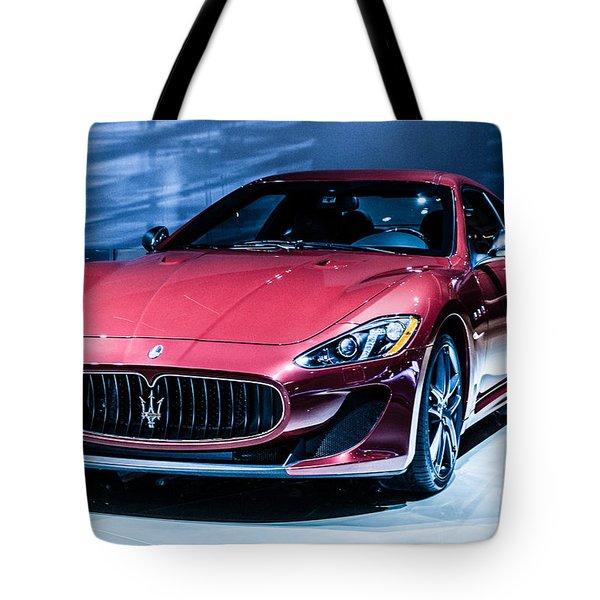 Maserati Tote Bag