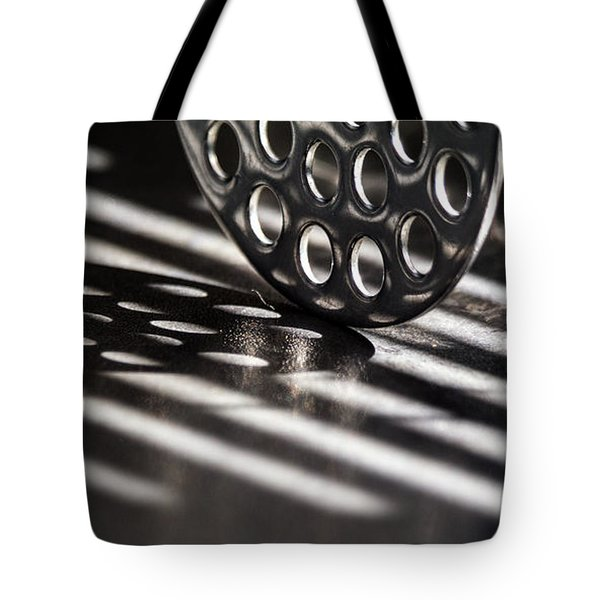 Masher Shadows Tote Bag