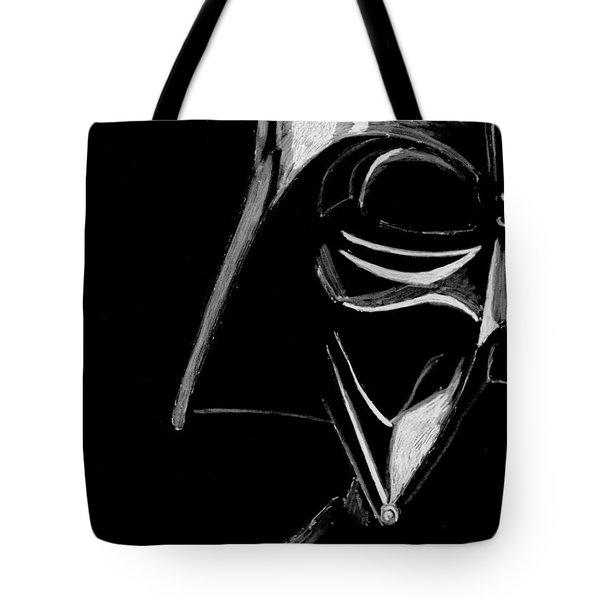 Masked Empire Tote Bag by Kayleigh Semeniuk